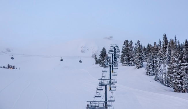 Mammoth Mountain: Lift & Lodging Package