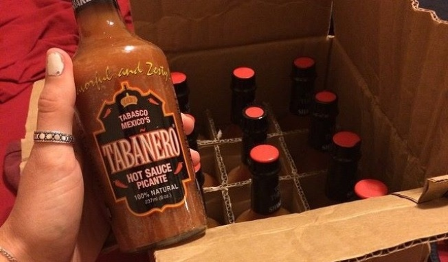 Fire Eaters, Fiery Foods at Hot Sauce Soiree