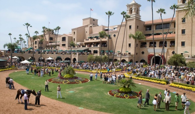Del Mar Racetrack: Opening Day