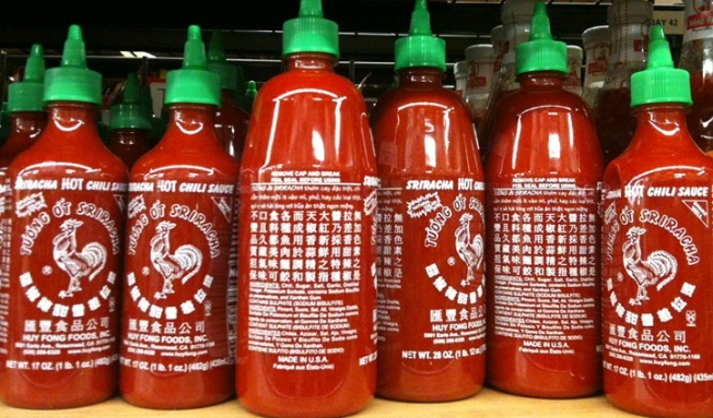SoCal City Sues Makers of Sriracha for Plant's Stench