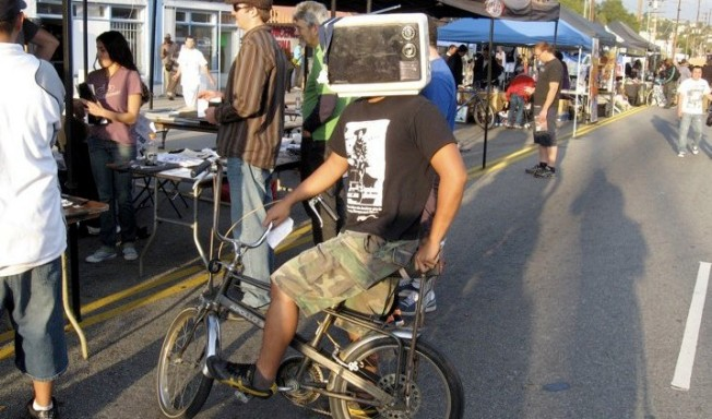 ArtCycle, East Hollywood-Style