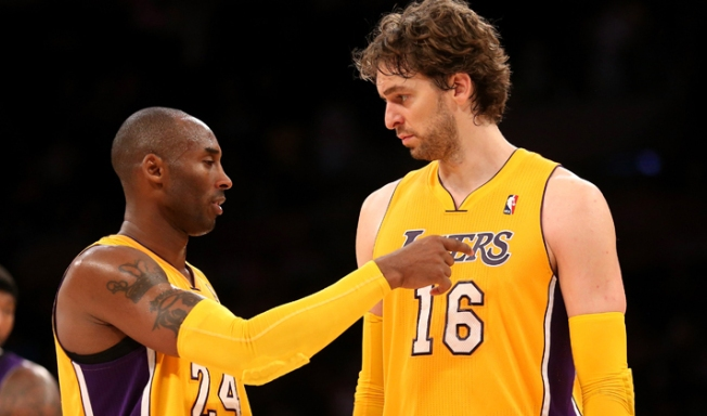 Pau Gasol Quietly Key For Lakers Win