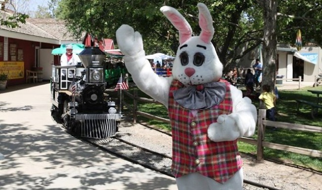 Now Open: Easter Extravaganza in Orange