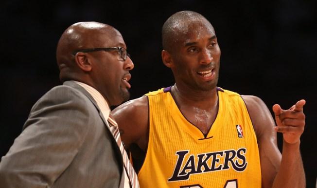 Minutes Adding Up for Injured Kobe Bryant