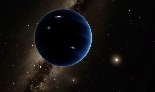 Is there a real ninth planet out there?