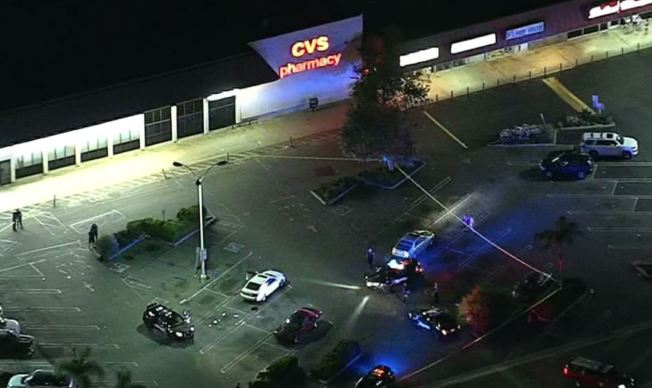 man fatally shot in westminster cvs parking lot nbc southern
