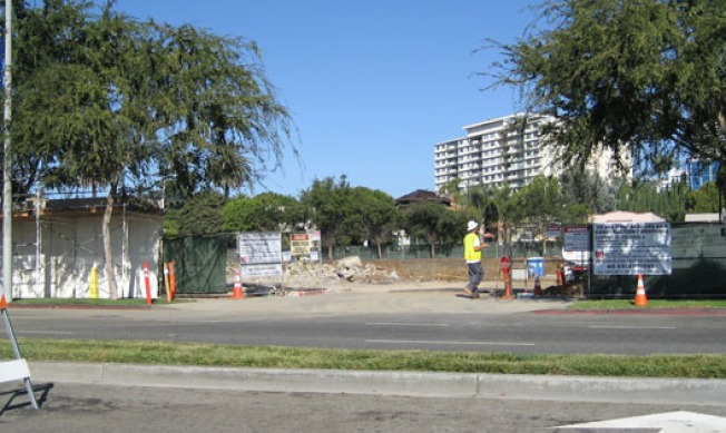 And Scene: West Hollywood Pavilions is No More