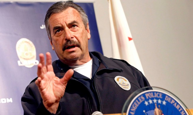 LAPD Revises Deadly Force Policy