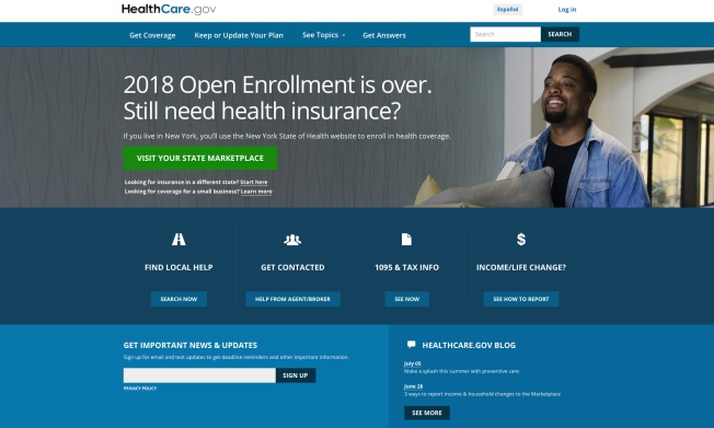 Trump Admin. Rolls Out Cheaper, Short-Term Health Plans With Coverage Gaps