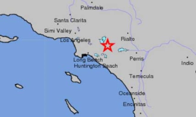 Magnitude-4.4 Quake Shakes Inland Empire; Aftershocks Follow