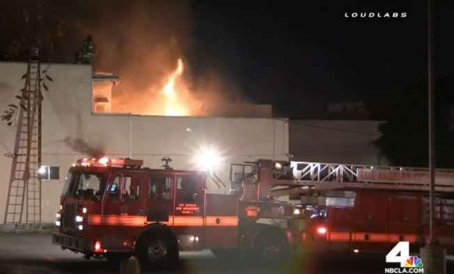 Arson Suspect Arrested in Fatal West Hollywood Fire