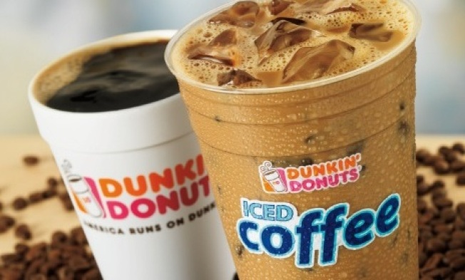 Drive-Thru Dunkin' Donuts: California's First Readies Downey Debut