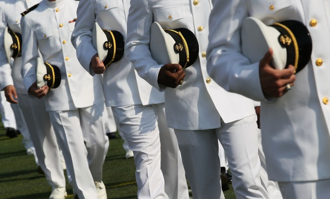 Dispute Delays Naval Academy Sex Assault Case
