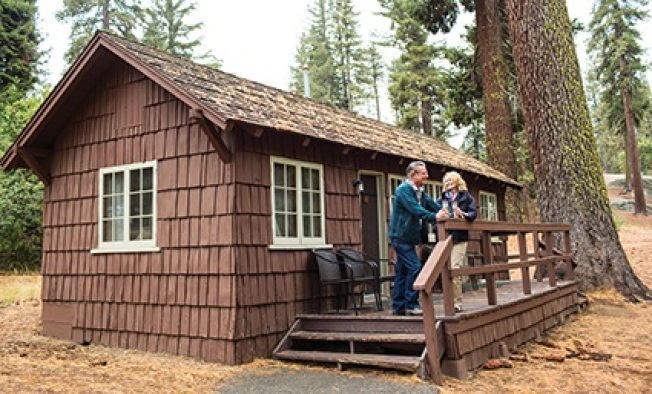 Rustic Updates at Grant Grove Cabins