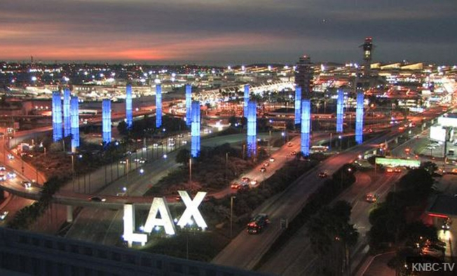 LAX Construction to Close Lanes, Increase Traffic