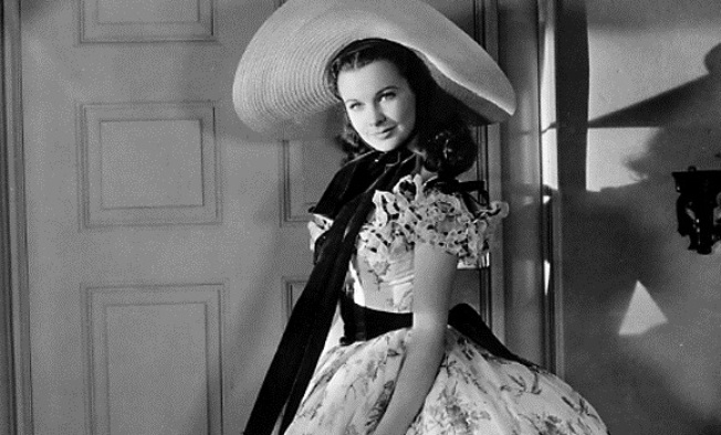 "First Time on Public View: Scarlett O'Hara's ""Barbecue Dress"""
