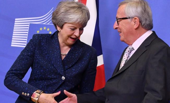 EU Endorses Brexit Divorce Deal But Hard Work Lies Ahead
