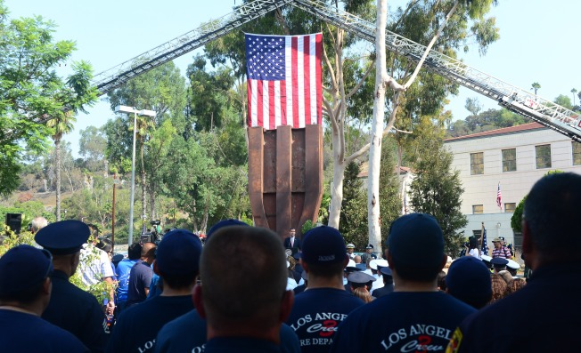 How Southern California is Remembering Those Killed in the Sept. 11 Terror Attacks