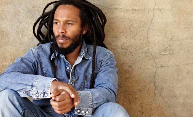 Ziggy Marley Welcomes New Kid's Book with Free Shows