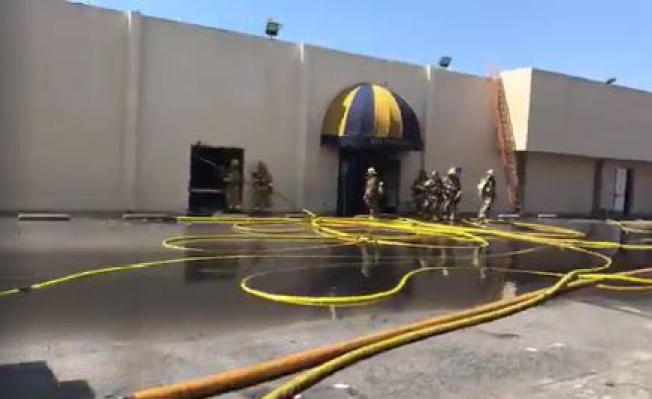 Torrance Indoor Playground Kids Concepts USA 'Total Loss' After Fire
