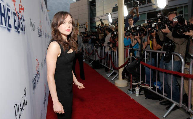 Actress Ellen Page Comes Out as Gay to Inspire Hope