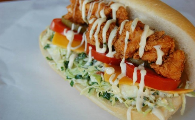 The $1 Buttermilk Fried Chicken Sandwich