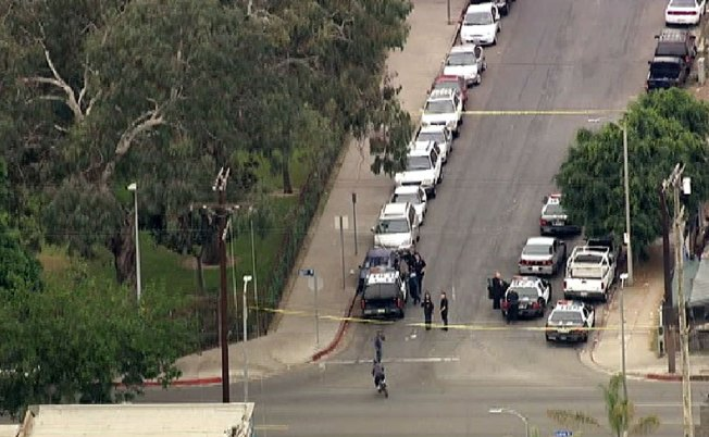 South LA Elementary Schools Locked Down After Armed Robbery Report