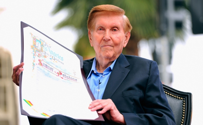 Judge Dismisses Sumner Redstone Mental Competency Case