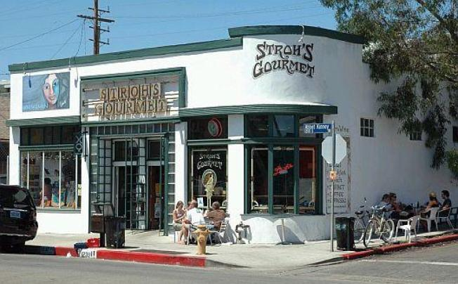 The Shutter: Stroh's Gourmet Closes on Abbot Kinney