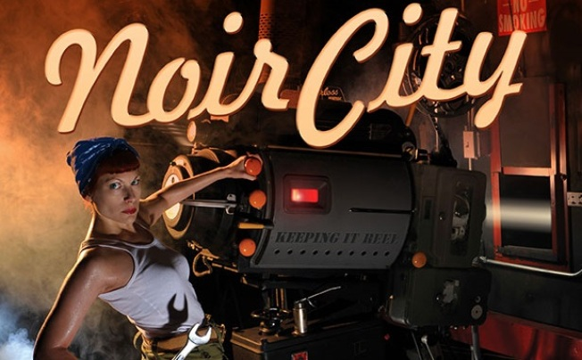 Talky, Gritty, Glam: Noir City