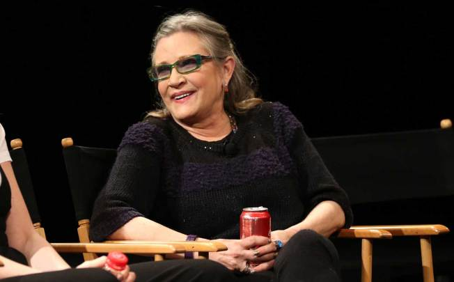 Carrie Fisher Trustee Drops Living Trust Petition