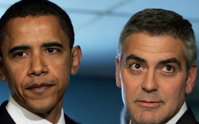 Obama Dishes on Friendship with George Clooney