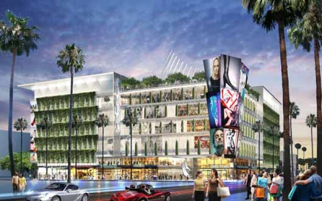 Wilshire and Vermont Mall Rendered: Where Is the Vertical?