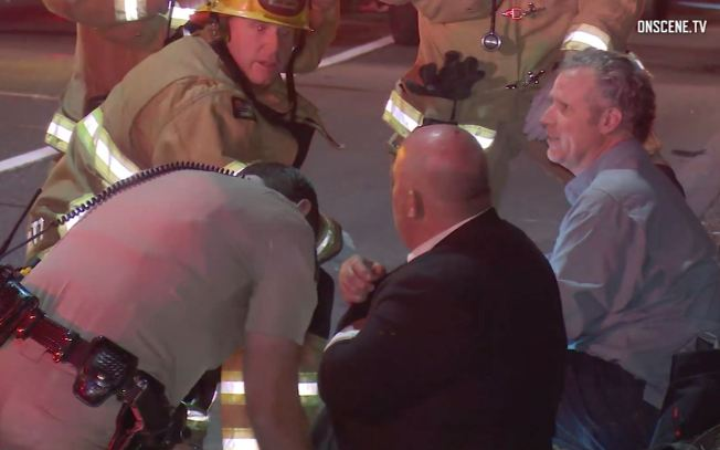 Will Ferrell Injured in OC Car Crash
