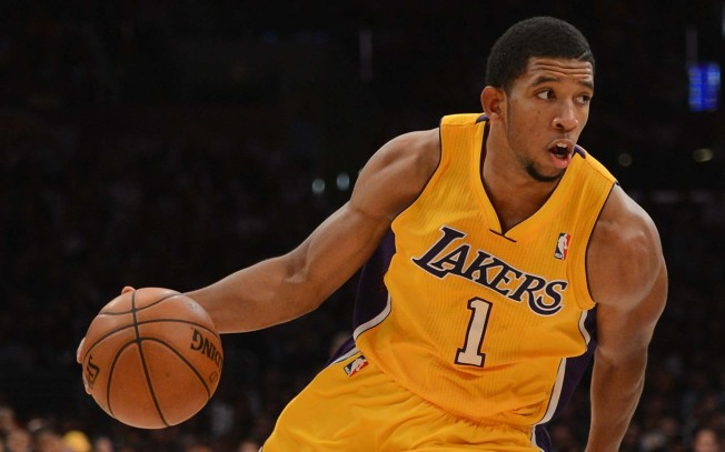 Lakers' Darius Morris Expected to Start Against Nets