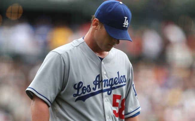 Dodgers Place Chad Billingsley on Disabled List