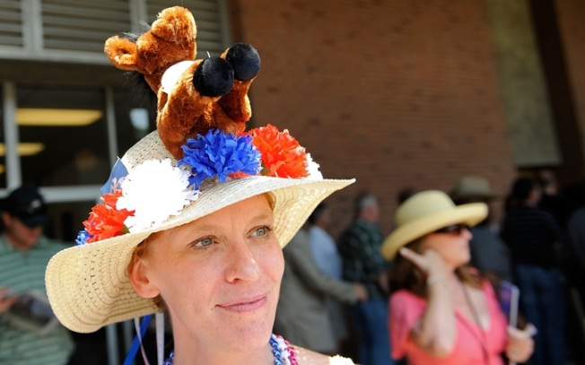 Belmont Stakes Bash: Wild Hats, Big Bow Ties