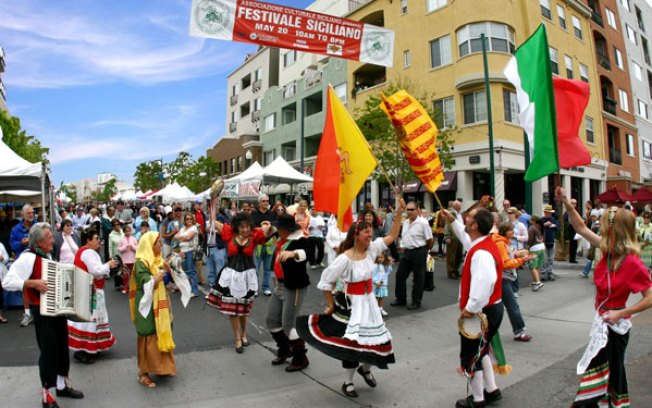 Worth the Drive: San Diego Sicilian Festival