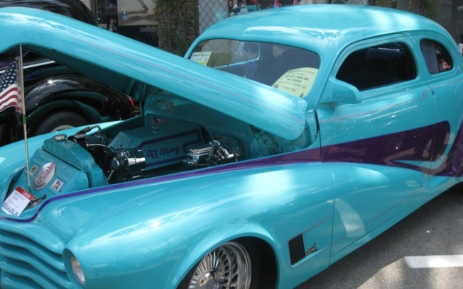 Weekend: Gilmore Heritage Auto Show