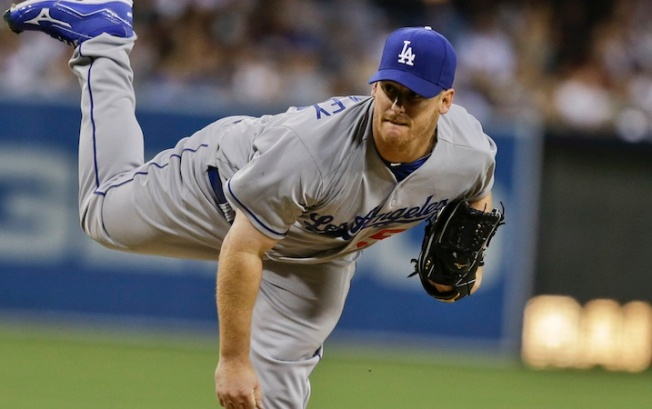 Dodgers' Chad Billingsly Tears Elbow Tendon, Unsure About Immediate Future
