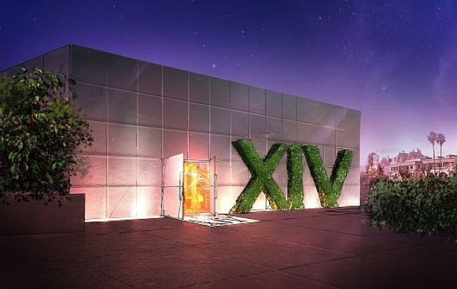 Michael Mina and SBE's XIV, Rendered