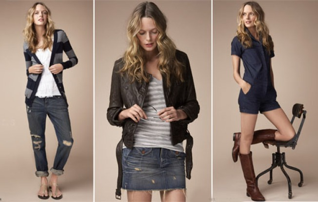 Collabs: Madewell for Shopbop Wants to Be Your Ex-Boyfriend