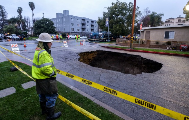 [LA GALLERY-UPDATED 2/18] Images: SoCal's Wettest Winter in Years