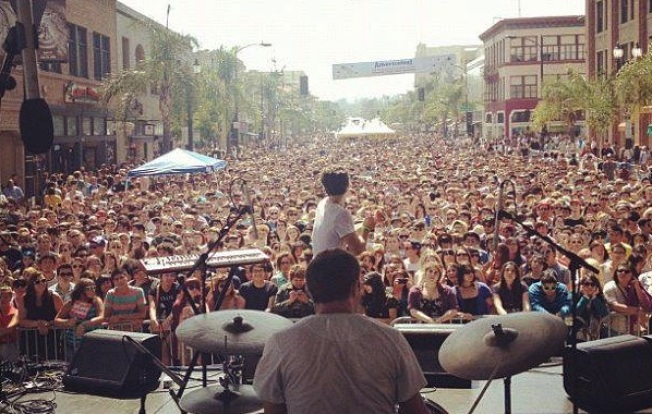 150 Free Concerts in Downtown Pas