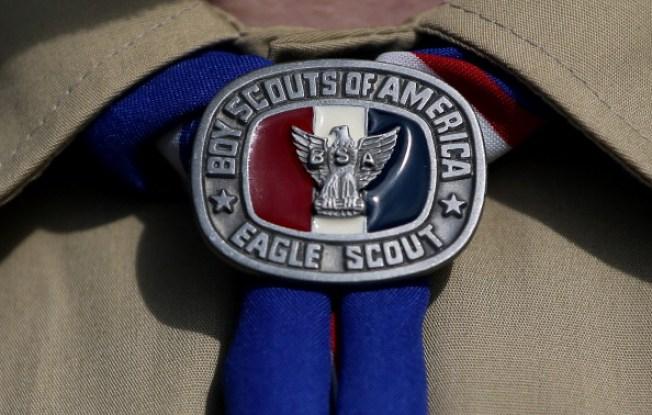 Program Trains 21st Century Scouts For Online Survival