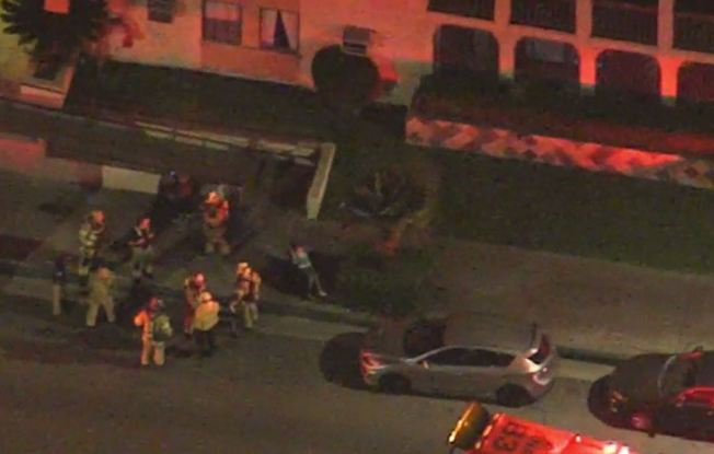 Gas Leak at Anaheim Assisted Living Home Prompts Evacuations