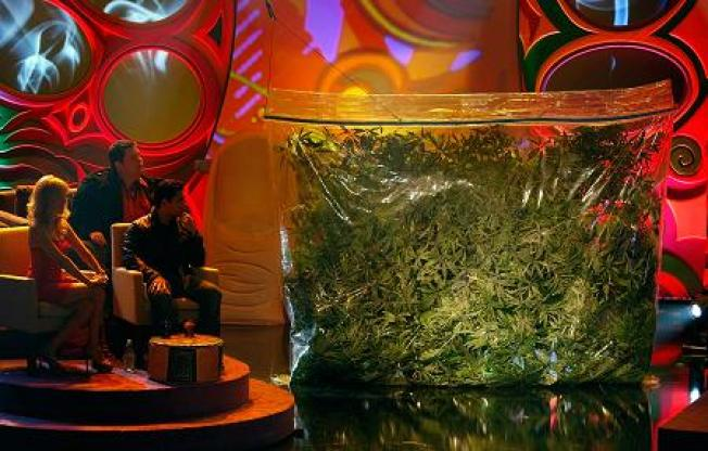 A 60-lb Duffle Bag of Pot Returned to Rightful Owner