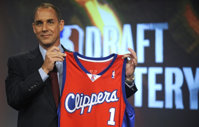 Clippers President Taking Indefinite Leave of Absence Amid Sterling Scandal