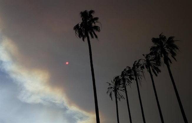 Even If You Can't See Smoke, Poor Air Quality From SoCal Fires Can Be Damaging