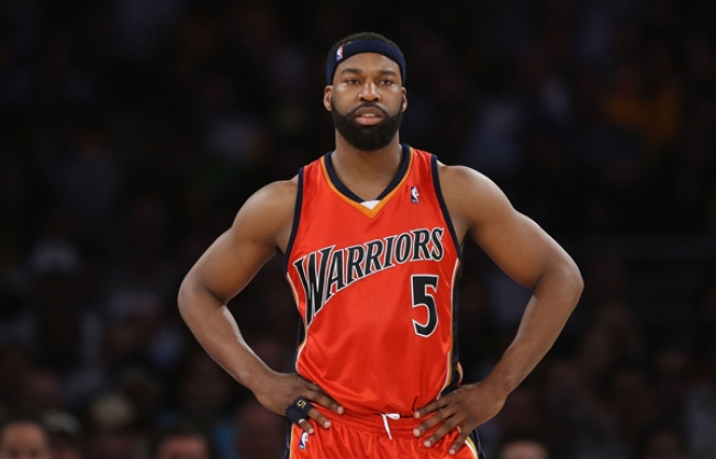 Is Baron Davis Talking About Returning to Oakland?